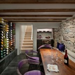 Lowes Santa Fe for Southwestern Wine Cellar with Wood Dining Table