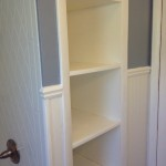 Lowes State College for Contemporary Bathroom with Storage
