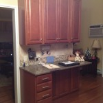 Lowes Whitehall Pa for Traditional Kitchen with Gunstock Oak Flooring