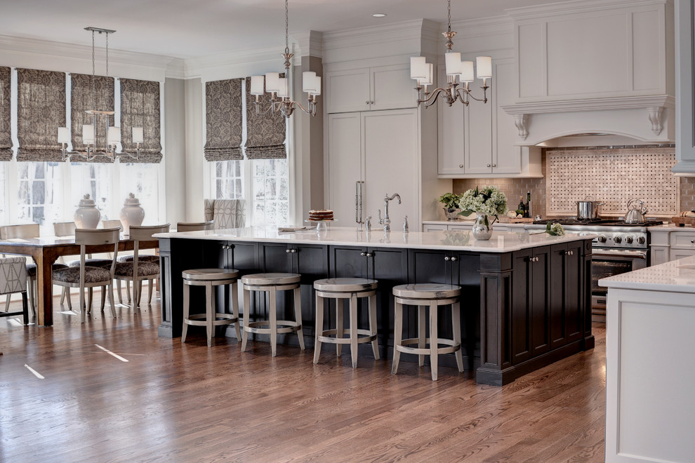 Lowes Williamsburg Va for Transitional Kitchen with Thermador