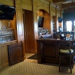 Loxahatchee Club for Traditional Kitchen with Bar Install
