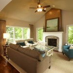 Lunds Minneapolis for Traditional Family Room with Armchairs
