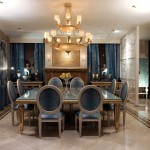 Luxart for Eclectic Dining Room with Square Table