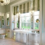 Luxart for Traditional Bathroom with Shaving Mirror