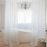 Luxart for Transitional Bathroom with Downlights