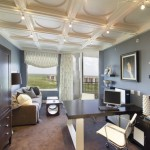 Lykos for Contemporary Home Office with Modern Lighting