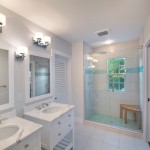 Lykos for Traditional Bathroom with Glass Block Window