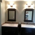 Lyndhurst Castle for Contemporary Bathroom with Alan Roth Mirrors