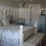 Lyndhurst Castle for Traditional Bedroom with Beachy Style