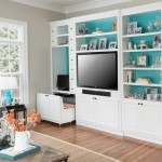 Madison Correctional Facility for Contemporary Family Room with Wall Mounted Tv