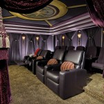 Madison Nj Movie Theater for Traditional Home Theater with Medallion