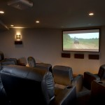 Madison Nj Movie Theater for Transitional Basement with Dark