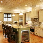 Malouf Furniture for Craftsman Kitchen with Cottage