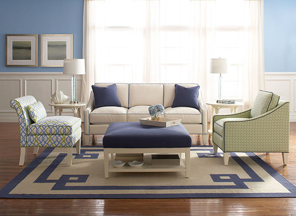 Manteo Furniture for Beach Style Spaces with Braxton Culler Furniture