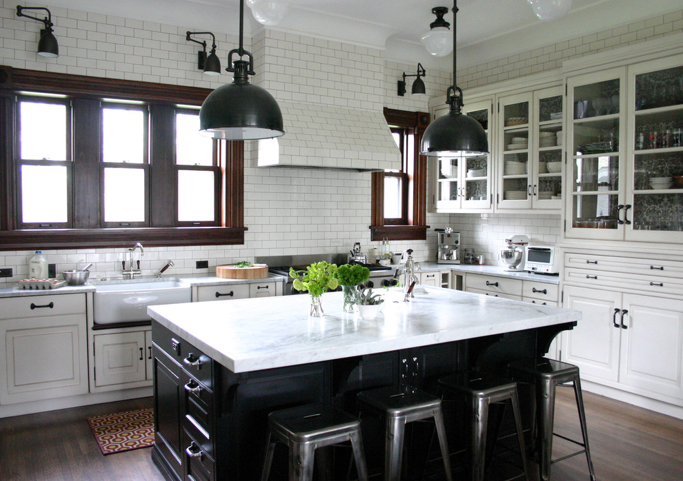 Mapei Grout Colors for Traditional Kitchen with Farmhouse Sink