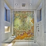 Marble Slab Near Me for Contemporary Bathroom with Shower Bench