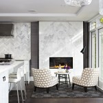 Marble Slab Near Me for Contemporary Kitchen with Herringbone Pattern