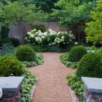 Mariani Landscape for Traditional Landscape with Stone Benches