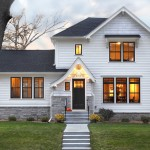 Marvin Integrity for Traditional Exterior with Dark Trim
