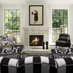 Marvin Integrity for Traditional Living Room with Artwork