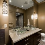 Masco Contractor Services for Contemporary Bathroom with Lighting