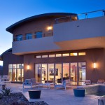 Masco Contractor Services for Contemporary Exterior with Curved