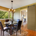 Masonite Doors for Contemporary Dining Room with Contemporary