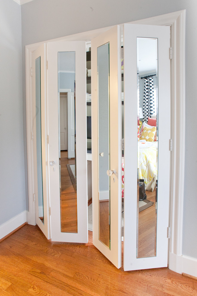Masonite Doors for Contemporary Spaces with Closet Office