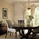 Maya Romanoff for Contemporary Dining Room with Contemporary