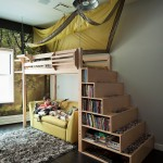 Mayan Hardwood for Contemporary Kids with Boys Room