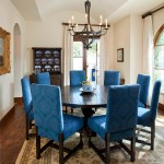 Mayer Electric Supply for Mediterranean Dining Room with Archway