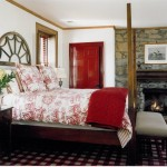 Mazama Country Inn for Traditional Bedroom with Bench Seat