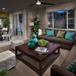Mbk Homes for Traditional Living Room with Open Floor Plan