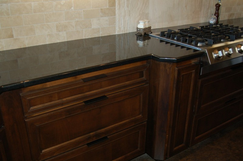 Mcbee Homes for Contemporary Kitchen with Custom Home