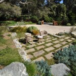 Mcgregor Furniture for Mediterranean Landscape with Grass Grout