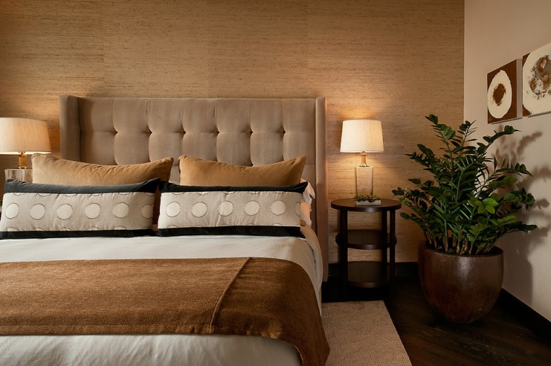 Mdc Wallcovering for Modern Bedroom with Wallcovering