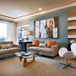 Meadowbrook Pointe for Transitional Living Room with Beechwood