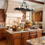 Medallion Cabinets for Mediterranean Kitchen with Wood Cabinets