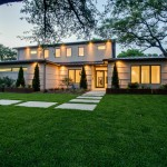 Medallion Homes for Modern Exterior with Windsor Windows