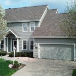 Menards Omaha for Traditional Exterior with Light House Colors