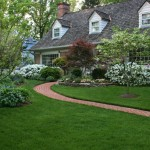Merrifield Garden Center for Traditional Landscape with Front Walk