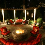 Merrifield Garden Center for Traditional Patio with Flagstone
