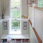 Messy Marvin for Craftsman Staircase with Traditional