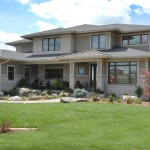 Metropolitan Lumber for Transitional Exterior with Entryway