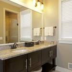 Mid Continent Cabinetry for Contemporary Bathroom with Bathroom