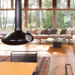 Midcentury Modern for Midcentury Living Room with Modern Cape Cod