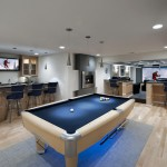 Midwest Basement Systems for Contemporary Basement with Contemporary Rug