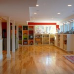 Midwest Basement Systems for Traditional Basement with Toy Storage