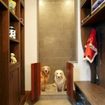 Midwest Homes for Pets for Rustic Entry with Leash Storage