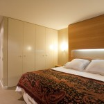 Millbrook Apartments for Contemporary Bedroom with Wardrobe Doors Finish in a Paint Lacquer